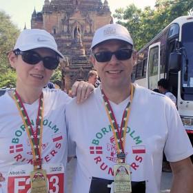 Bagan Temple Marathon, Myanmar – 02.11.2013