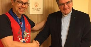 PLN 18.700 to Children Hospice after Antarctic ICE Marathon