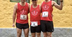 Bornholm Runners at Christiansø, Denmark