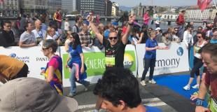 Jesper ran Harmony Geneva Half Marathon May 8th 2016