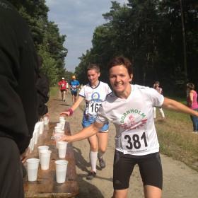 Half Marathon, Sobieszewo Island 2013
