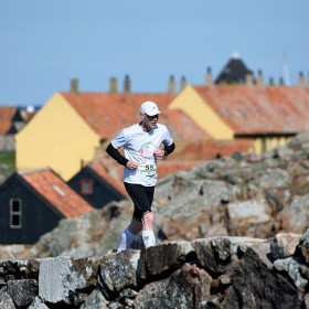 Christians Island Marathon – 27 rounds in the picturesque landscape