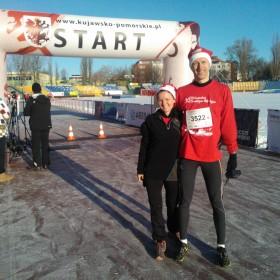 Santa Half Marathon, Torun 08.12.2013