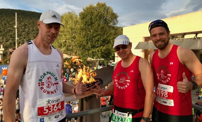 The Authentic Marathon Athens 2017