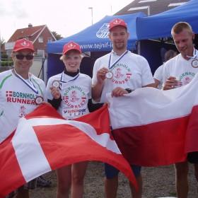 Jesper, Sandra, Michal and Kim