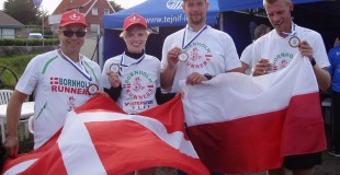 Bornholm August 11th 2013. 4 x 25 km Relay and PLN 10,000 for donation