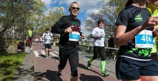 Sopot Half Marathon 02.05.2015 – Jesper first time under 2 hours