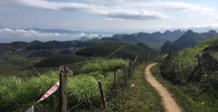 Nha Runs Moc Chau Trail Marathon, Vietnam