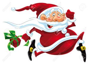 Santa-Claus-is-Running 2015