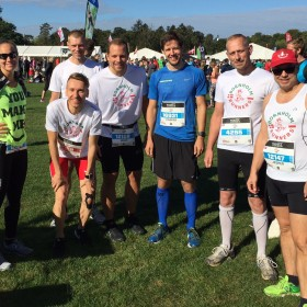 Great fun among Bornholm Runners on September 18th 2016 in Copenhagen