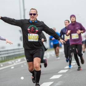 AmberExpo Half Marathon Gdansk 25.10.2015