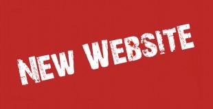 Brand New Website!