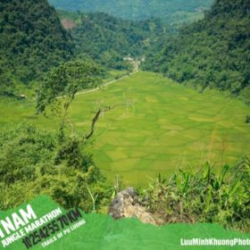 Nha runs the Vietnam Jungle Marathon!