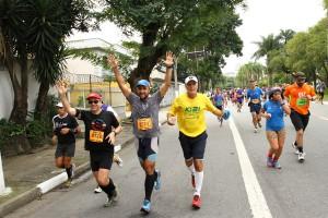 the three runners - very nice
